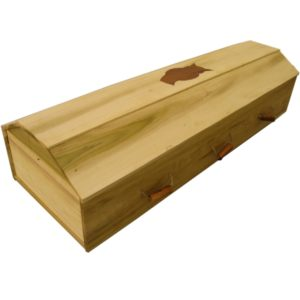 The Sandler - All-Wood Casket Kit Plan